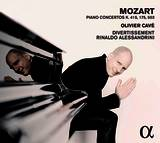 Cavé Alessandrini Divertissement Mozart