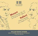 Mozart: Piano Concerto No. 22 - Salieri: Piano Concerto in C Major